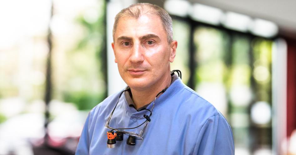 Northridge Dentist, Sergey Tatulyan