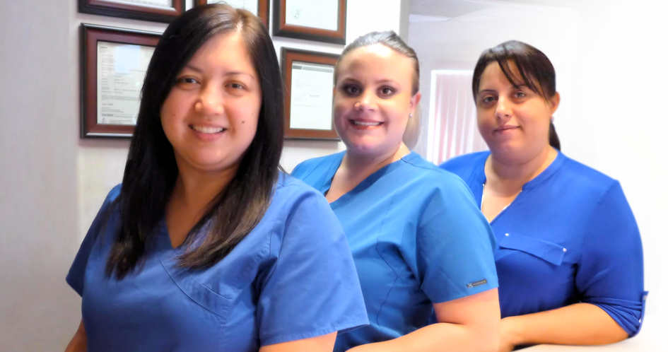 San Fernando Valley Dental Office Staff